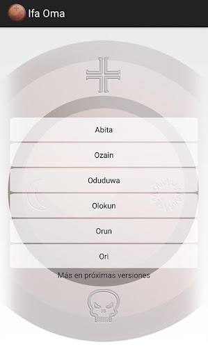 Screenshot for Ifa Oma in United States Play Store