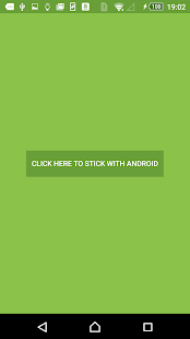 Stick with Android Screenshot