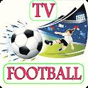 HD Live Football TV icon