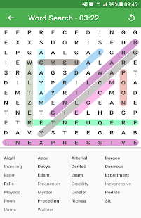 Word Search Puzzle Game- screenshot thumbnail