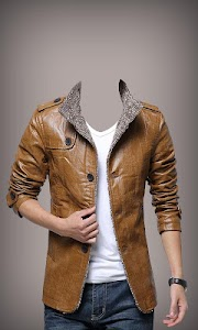 Men Jacket Photo Suit screenshot 0