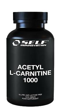 SELF Acetyl L-Carnitine 1000 - 100 tabs