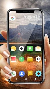 Transparent Screen Pro: Transparent Live Wallpaper Screenshot
