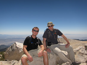 Photo: Relaxing on the Summit (11,500 Feet)