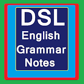 DSL English Grammar Notes