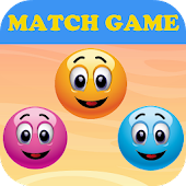 Match The Color Balls Game