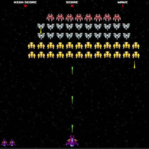 Alien shooter galaxy attack