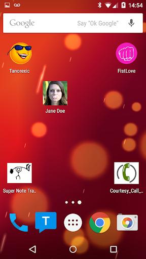U app for Jane Doe