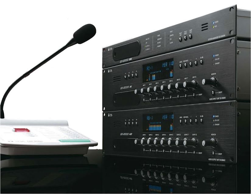TOA SX-2000