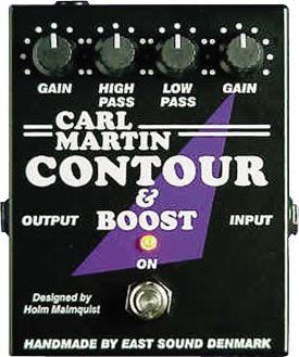 Carl Martin Contour n Boost