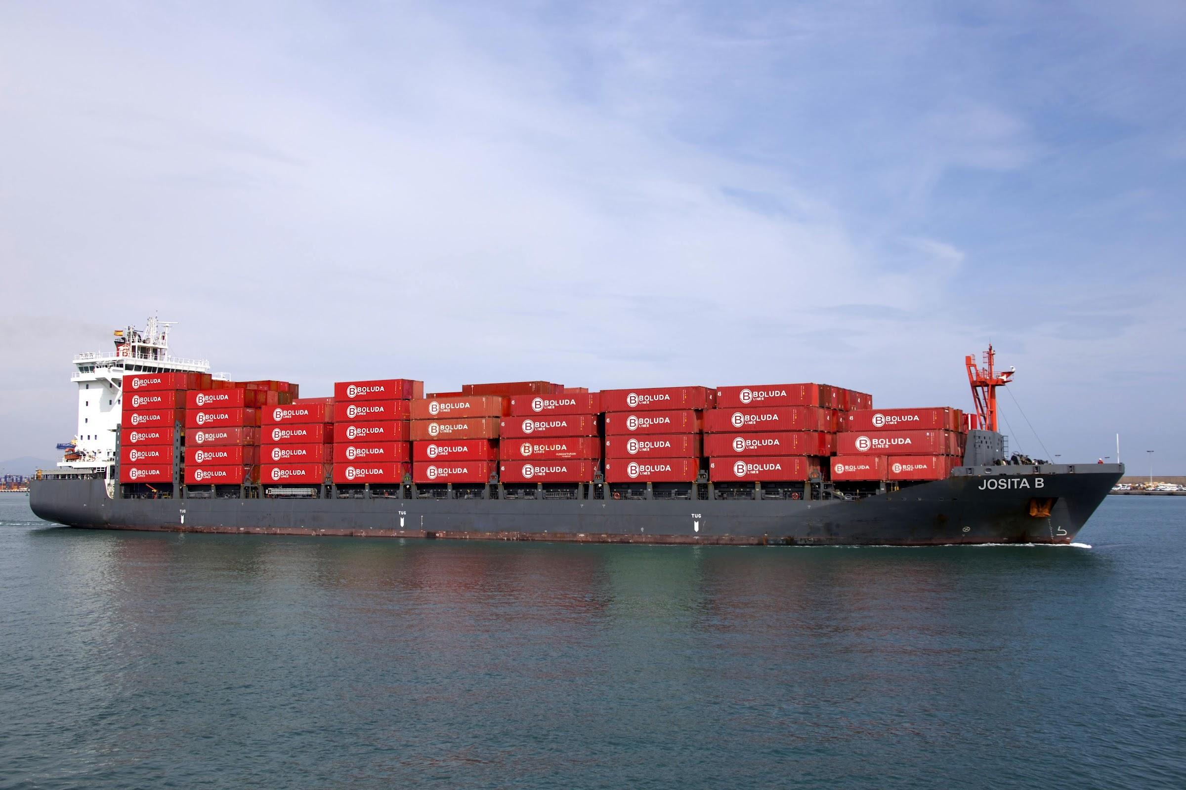 Boluda Lines amplía su frecuencia comercial con Cabo Verde con un nuevo servicio semanal