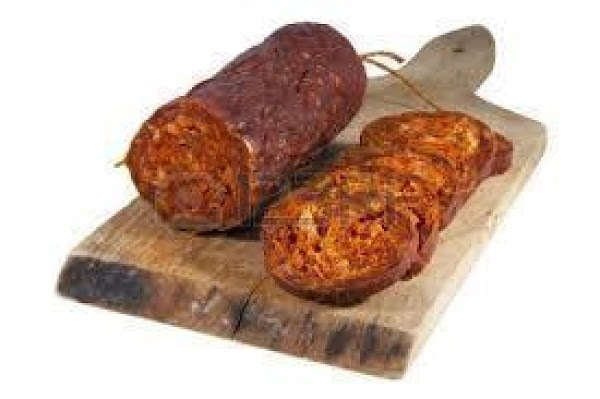 Homemade Salami Recipe