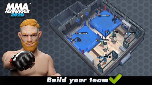 MMA Manager 0.34.1 screenshots 1
