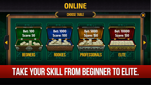 Domino - Dominoes online. Play free Dominos! 2.8.10 screenshots 5