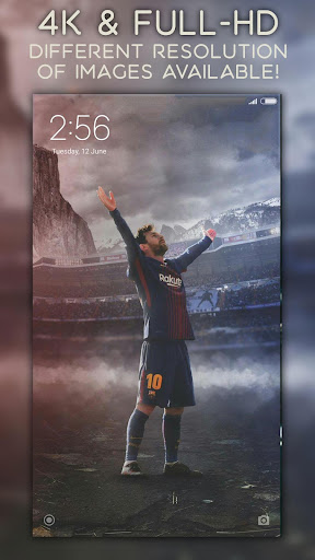 ud83dudd25 Lionel Messi Wallpapers 4K | Full HD ud83dude0d Apk apps 2
