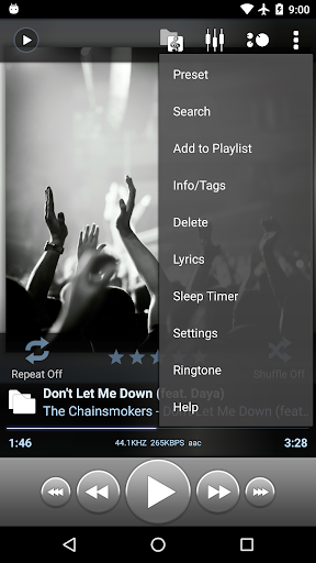 Poweramp Music Player (Trial) 2.0.10-build-588-play screenshots 2