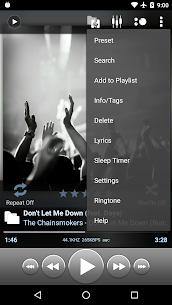 Poweramp Music Player RC Build 797 Play Apk 2