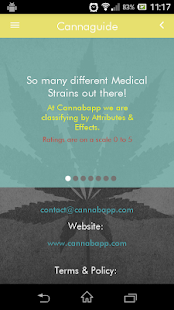 Cannabapp!- screenshot thumbnail