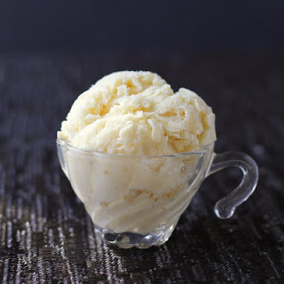 Pineapple Frozen Yogurt