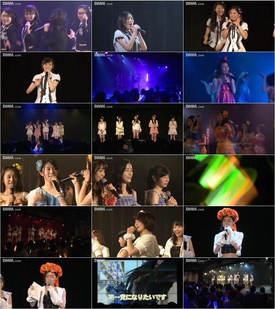 (LIVE)(公演) SKE48 チームS 「制服の芽」公演 松井珠理奈 生誕祭 160531
