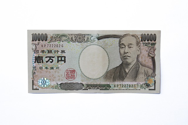 Money in Japan