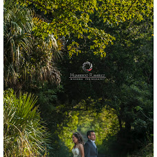 Wedding photographer Humberto Ramirez (humbertoramirez). Photo of 28.02.2017