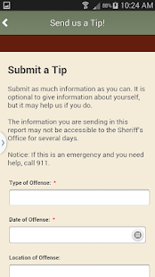 Pulaski County Sheriff- screenshot thumbnail