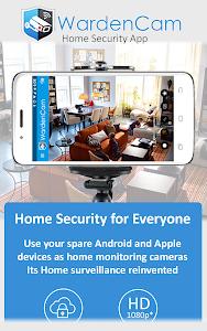 Home Security Camera WardenCam - reuse old phones 2.7.6