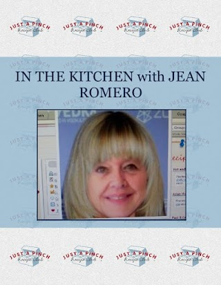 IN THE KITCHEN with JEAN ROMERO