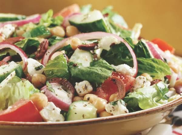 My Big Fat Greek Salad Recipe