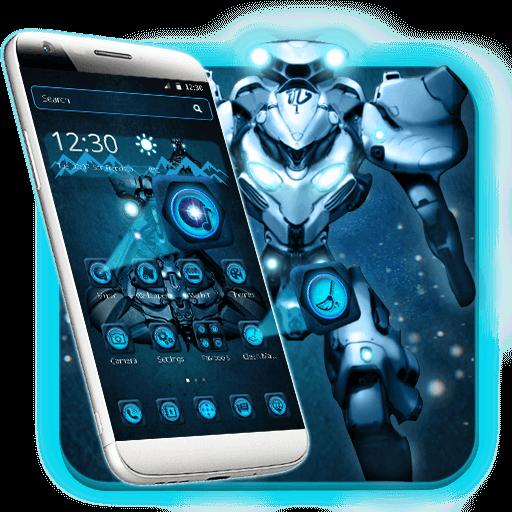 Robot Technology Theme Transformer