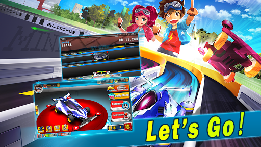 Wonder Racing