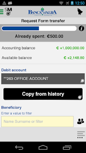Banca d'Alba Mobile - náhled