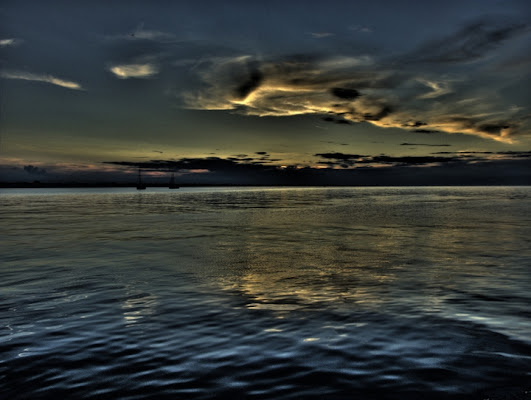 Barche sul Mare di danifeb