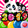 bubble shooter 2019-panda bubble shooter