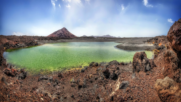 Il Lago Verde di Patrix