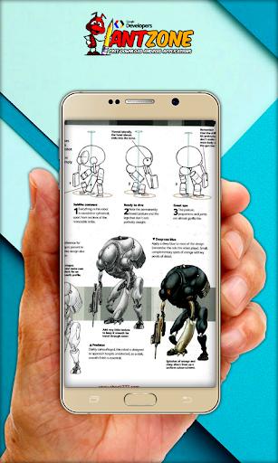 玩免費遊戲APP|下載How To Draw Robot app不用錢|硬是要APP