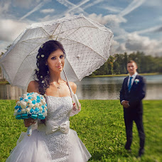 Wedding photographer Andrey Gelberg (Nikitenkov). Photo of 24.03.2015