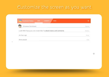 Yazzy (Fake Conversations) Apk  Download For Android 10