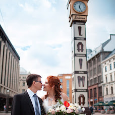 Bryllupsfotograf Tatyana Titova (tanjat). Foto fra 02.09.2013