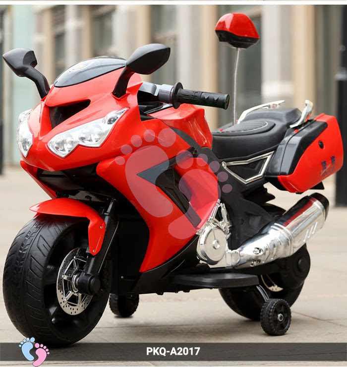 Xe môtô điện cảnh sát PKQ-A2017 7