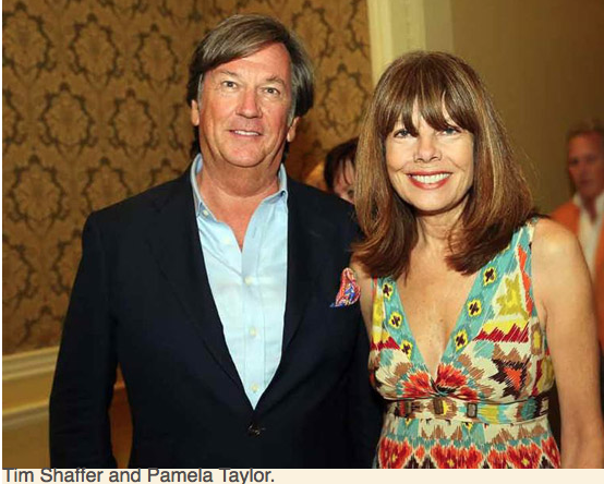 Karen Klopp, Hilary Dick article for New York Social Diary, What to Wear Everglades foundation party at thme breakers Tim Shaffer Pamela Taylor
