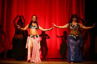Photo: Apresentação dos Professores, Dança do Ventre - Michele e Walkiria