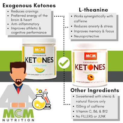 MCM Ketone Highlights