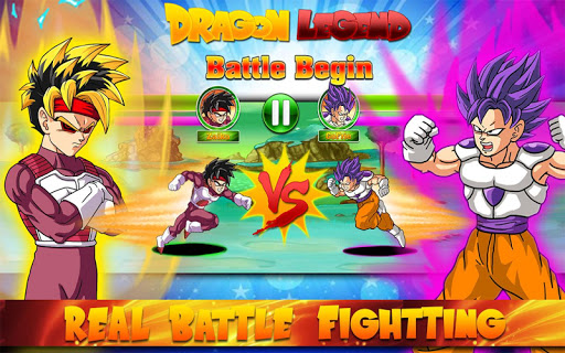 Battle Z : Super Saiyan 1.01 screenshots 5