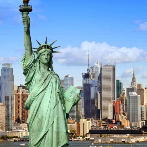 Statue of Liberty Jigsaw Puzzl