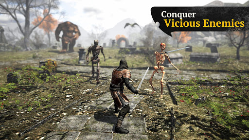 Evil Lands: Online Action RPG screenshot 13