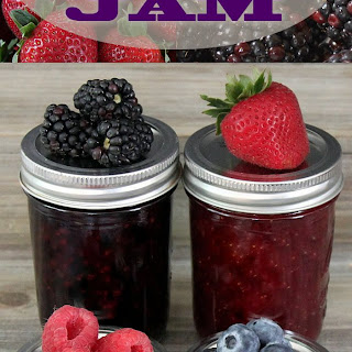 Choose-Your-Berry Jam.
