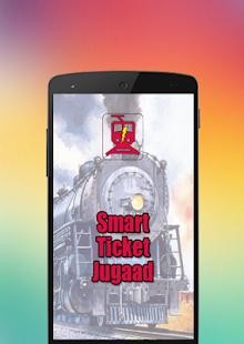 Smart Ticket Jugaad (IRCTC) - náhled