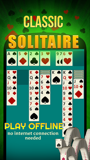 Solitaire - Offline Card Games - screenshot